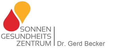 Dr. Gerd Becker im Sonnen-Gesundheitszentrum Logo